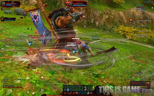 Những hình ảnh cận cảnh về MMORPG ASTA 6
