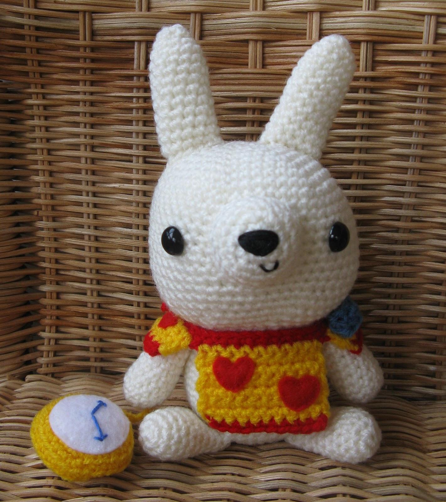 Ana Paula\'s Amigurumi Patterns & Random Cuteness: Toys for Crochet ...