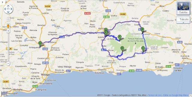 espanha - [Crónica] Sul de Espanha 2011 Dia9