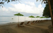 ชายหาด ของ ที่พักเกาะช้าง ที่โรงแรมบ้านปู รีสอร์ท