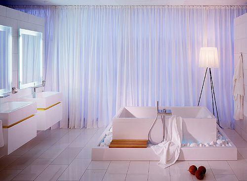 Banheiros Lindos ~ Decoração Fácil -> Decoracao Banheiro Facil