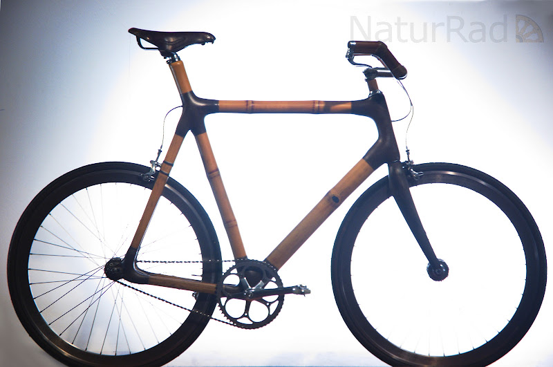 Naturrad Bambus Modell Buffalo