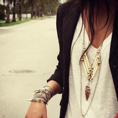 Bijoux boheme tendances