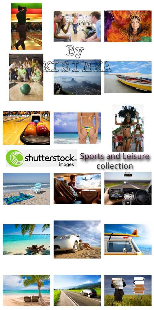 Stock Photo: Sports and Leisure