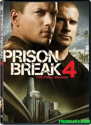 Prison Break S04