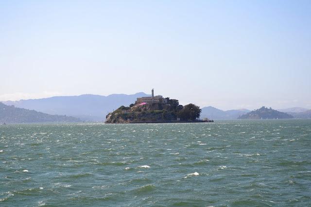 Алькатрас(Alcatraz Island, CA)
