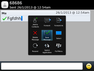 Simple Clean Theme with BlackBerry 10 Icons Preview 4