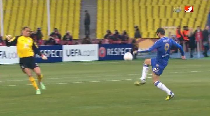 Torres, Rubin Kazan - Chelsea