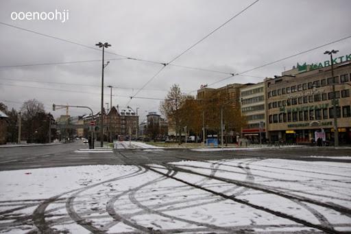 ニュルンベルク駅周辺