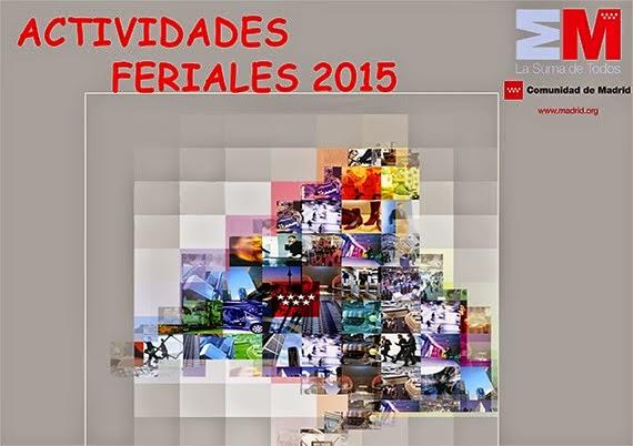 Actividades feriales en febrero en la Comunidad de Madrid