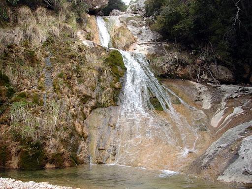 Senderismo área de La Vall - Racó d'En Marc - Airosa . Font del Bosc