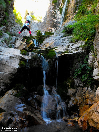 cascada Moara Dracului