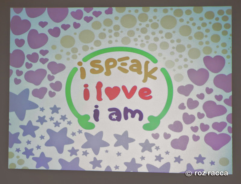 I Speak, I Love, I am