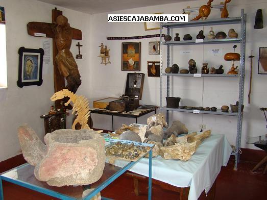 Entrevista a don Miguel Rodríguez sobre el museo Yachayhuasi en Cajabamba