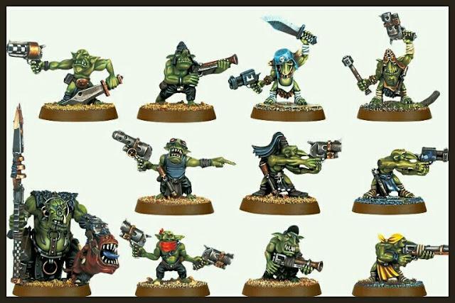 Gretchins Warhammer 40.000