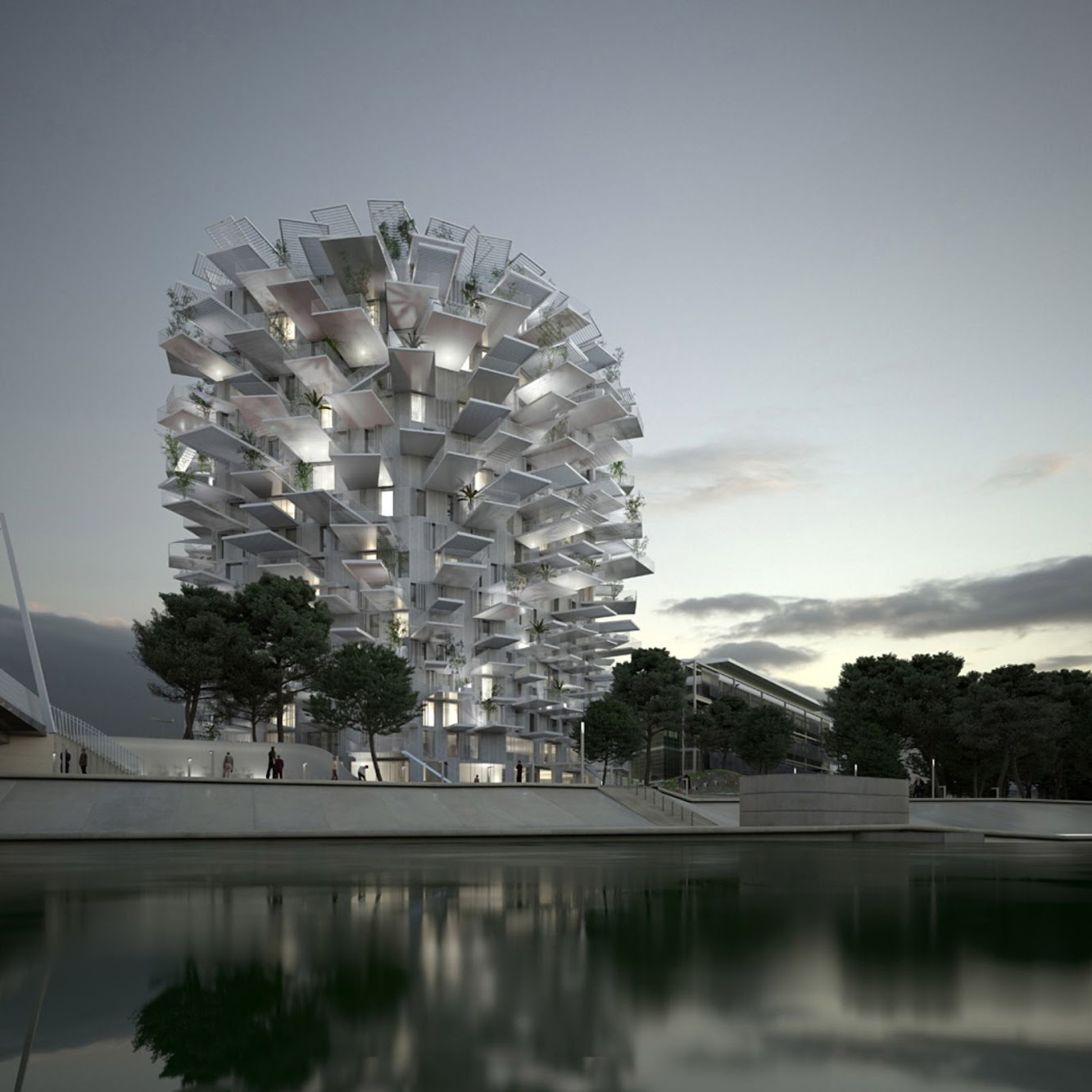Folie Architecturale of the 21st century by Sou