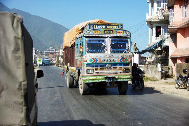 達人帶路-環遊世界-尼泊爾PoonHill健行-TATA