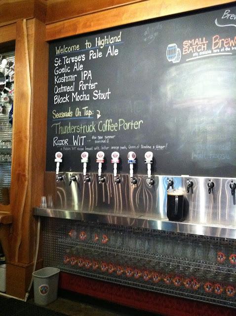 north carolina's breweries