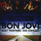 DVD Bon Jovi: Lost Highway The Concert