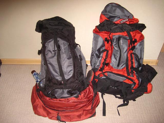 большие рюкзаки