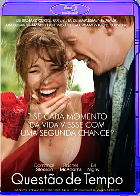 Filme Poster Questão de Tempo BDRip XviD Dual Audio & RMVB Dublado
