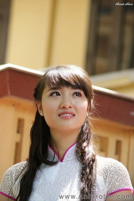 Bộ ảnh áo dài Việt P5