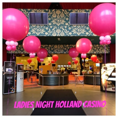 Ladies Night Holland Casino