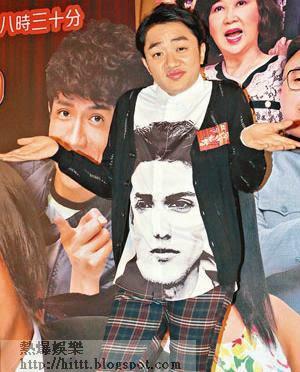 王祖藍宣傳新劇時笑言「乜都着過晒」。