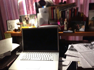 UEM's desk