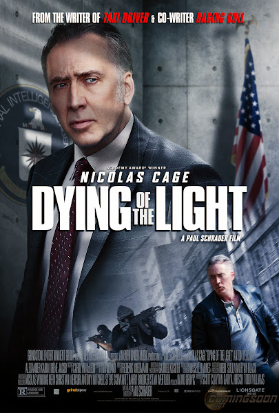 Dying of the Light - Ánh sáng lụi tàn