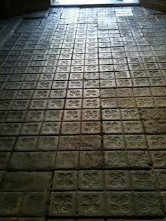 casa amatller barcelona pavimento