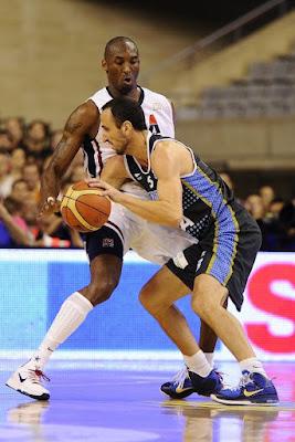 wearing brons nba lebron9 id manu ginobili 10 Wearing Brons: Manu Ginobilis Nike LeBron 9 iD Argentina