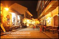 Calle Crisologo - Vigan City, Ilocos Sur