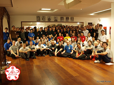 HKB Seminar in Netherlands -  Wing Chun Orange County