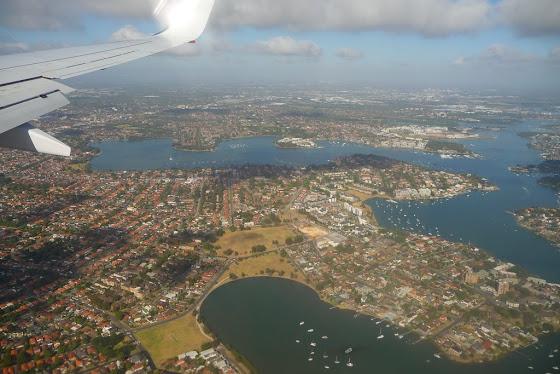 Sydney desde arriba