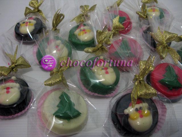 Coklat Oreo Natal