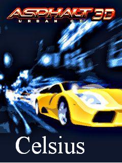 [Game java]Asphalt 3D : Urban GT[By Gameloft]