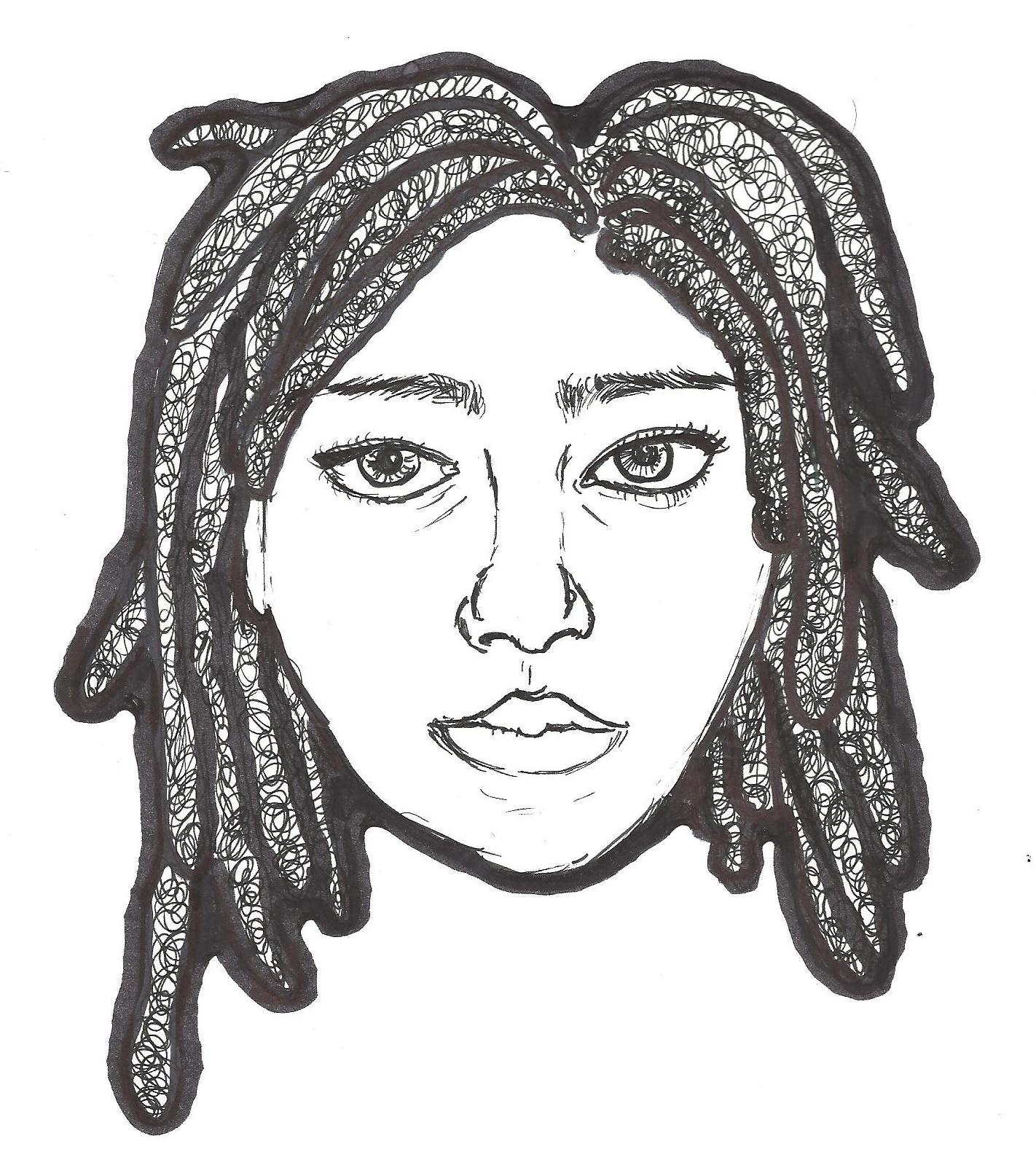 Mellow Mood I Love Drawing Dreads
