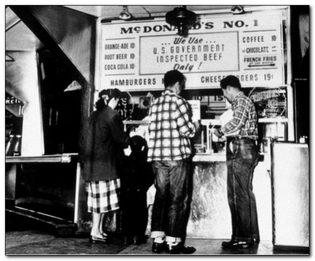 В каком году открылся ресторан Макдональдс и как братьям удалось сделать из него величайшую франшизу