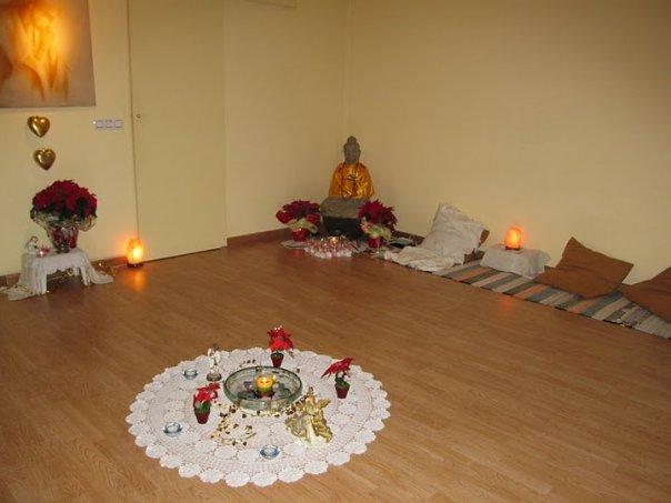 Sala mitara alquiler para grupos y terapia individual - Salas de meditacion ...