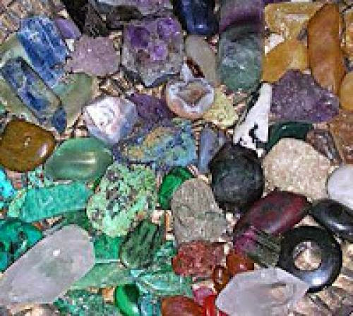 Crystal And Gem Magick An Introduction To Stone Magick