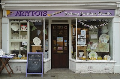 Arty Pots