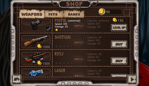 Pinaddon đưa Zombie Combat lên Google Play 5