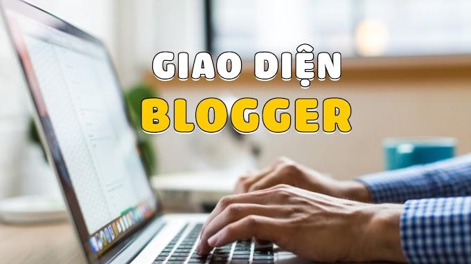 Tổng hợp các trang web chia sẻ miễn phí Template Blogger - Blogspot