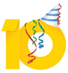 10 Jahre AdSense