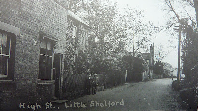 High Street, Little Shelford