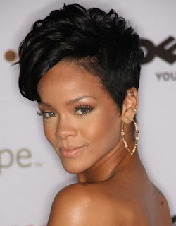 Black Short Curly Hairstyle Pictures - Hairstyles for African American Women