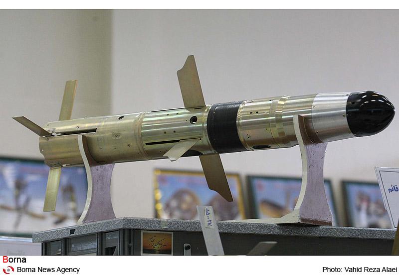 عائلة صواريخ طوفان الايرانيه المضاده للدروع  N00012455-r-b-007