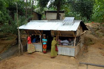 Bangladesh Cuenta con 1 Millón de Hogares con Paneles Solares