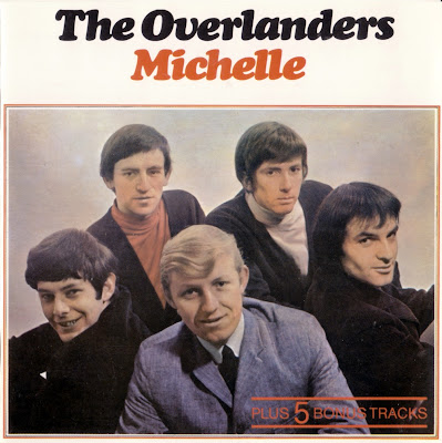 the Overlanders ~ 1966 ~ Michelle
